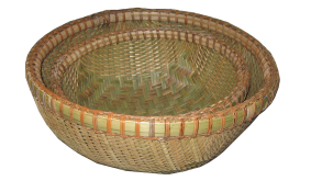 TT-160502 Bamboo basket, as it is.