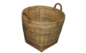 TT-160501 Bamboo basket, natural color