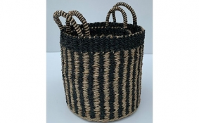 TT-DM 1904001/2 Seagrass basket, set 2