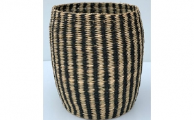 TT-DM 19040013 Seagrass basket.