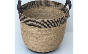TT-DM 1904028 Seagrass basket.