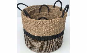 TT-DM 1904074/2. Seagrass basket, set 2