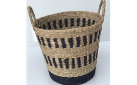 TT-DM 1904095 Seagrass basket.