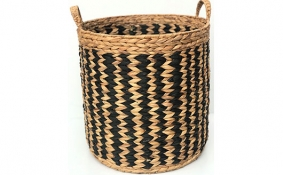 TT-DM 1904134 Seagrass basket.