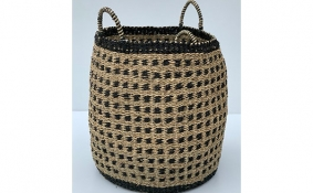 TT-DM 1904003/2 Seagrass basket, set of 2