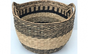 TT-DM 1904136/2 Seagrass basket, set of 2