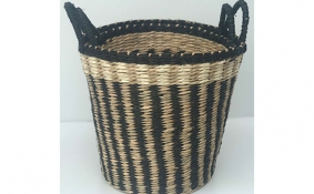 TT-DM 1904195/2 Seagrass basket, set of 2.
