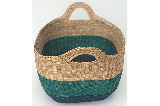 TT-1904221 Seagrass basket.