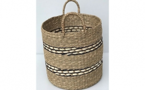 TT-DM 1904255 Seagrass basket