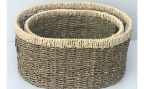 TT-DM 1904273/2 Segrass basket, set of 2.
