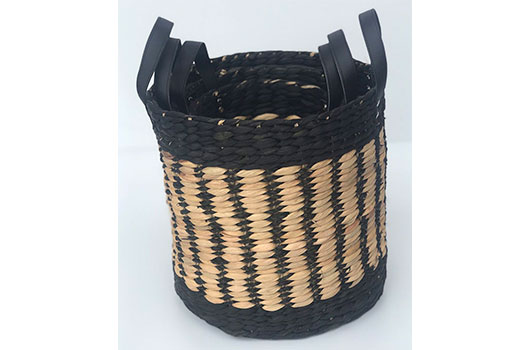 TT-DM 1904297/2 Seagrass basket, set of 2