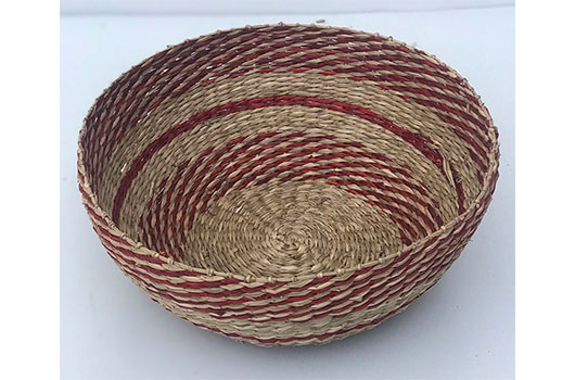 TT-DM 1904346 Seagrass basket.