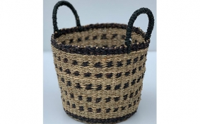 TT-DM 1904006 Seagrass basket.