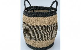 TT-DM 1904012/2 Seagrass basket, set 2