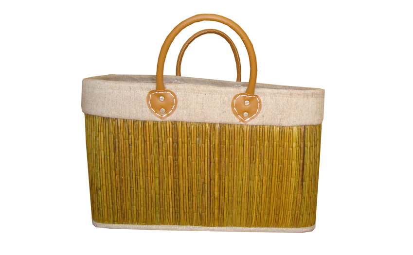 TT-160401 - Delta grass shopping bag, color as it is