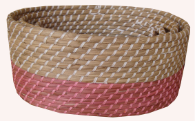 TT-160603/3 - Seagrass basket, set 2.
