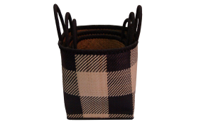TT-160305/3- Palm leaf basket, set 3, color as it is