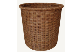 TT-160716 Rattan basket, color as it is