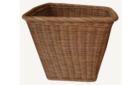 TT-160717 Rattan basket, natural color.