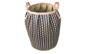 TT-160891 Seagrass laundry basket.