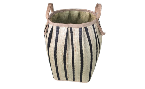 TT-160892 Seagrass laundry basket.
