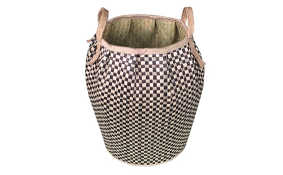TT-160893 Seagrass laundry basket.