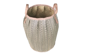 TT-160894 Seagrass laundry basket.
