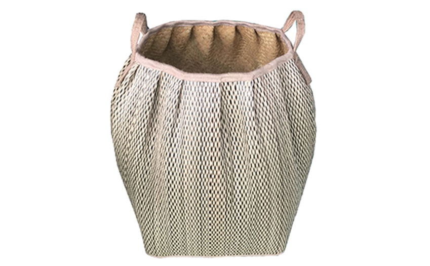 TT-160896 Seagrass laundry basket.