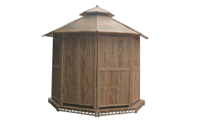 TT-BB11623 Bamboo house