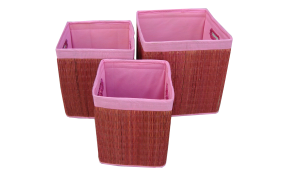 TT-D160751 Delta grass, laundry basket.