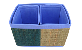 TT-D160759 Delta grass, laundry basket.