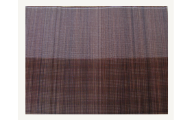 TT-O 161021 Bamboo place mat, pattern color as it is. 40 x 30 Cm
