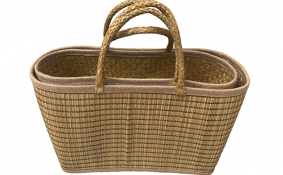 TT-190187/2 Seagrass bag, set 2.