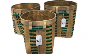 TT-190114/3 Seagrass basket, set 3