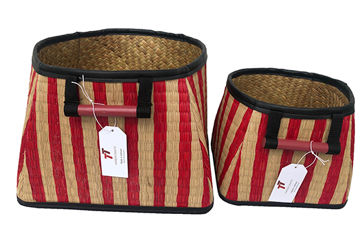 TT-190116/2 Seagrass basket, set 2