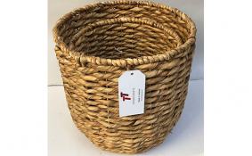 TT-190160/2 Water hyacinth basket, set 2