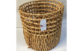 TT-190162/2 Water hyacinth basket, set 2.