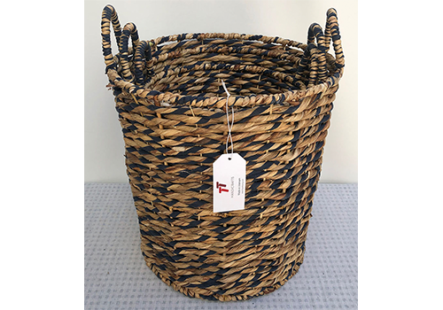 TT-190147/3 Water hyacinth basket, set 3.