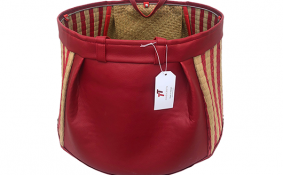 TT-190108 Seagrass basket.